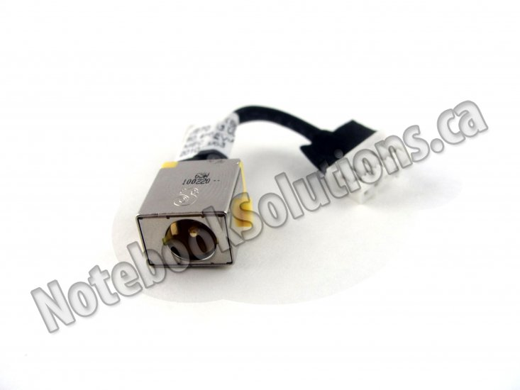 DC Power Jack in Cable Harness for ACER ASPIRE 7551-2531 7551-2560 7551-2575