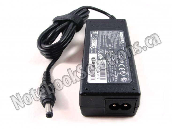 AC Adapter Cord Charger Toshiba Satellite L755-S5217 L755-S5242RD L755-S5242GR