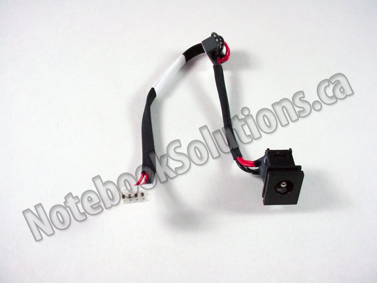 New DC Power Jack Plug Harness Cable Toshiba Satellite L305D-S5882 L305D-S58821