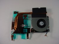 Toshiba original fan + heatsink (for VGA) - TS15032