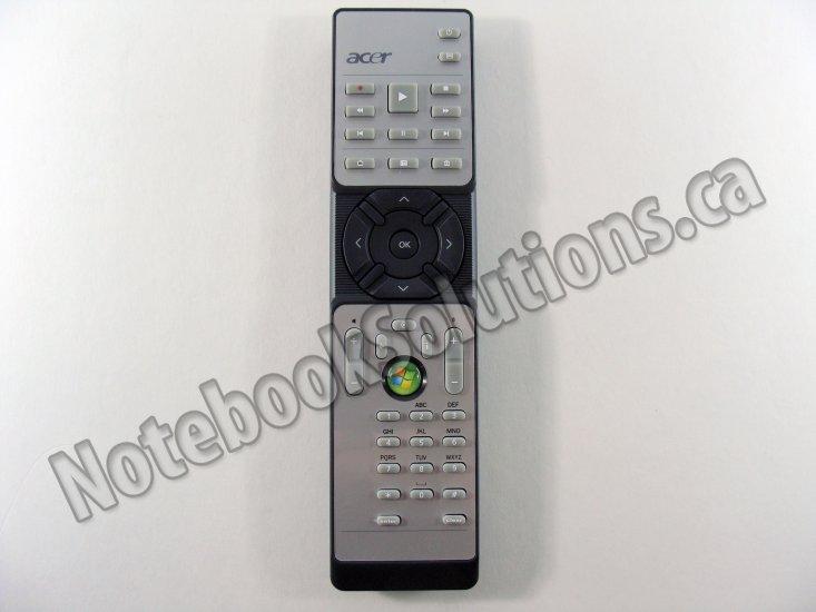 Acer Aspire Media Center Remote LZ.20400.007 RC-803V