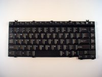 Toshiba original keyboard (US English) - TS34484