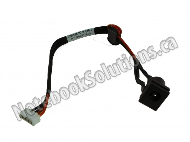 DC Power Jack Harness Cable Toshiba Satellite A305-S6833 A305-S6834 A305-S6837