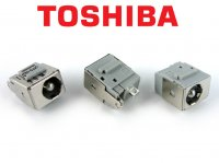 Toshiba original DC power jack - DP176